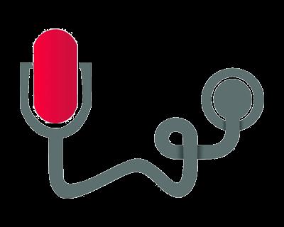 طراحی لوگو رادیو نوسان