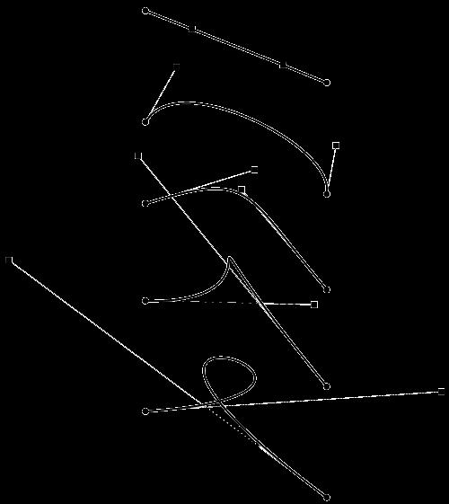 دستگیره های تغییر در یک مسیر